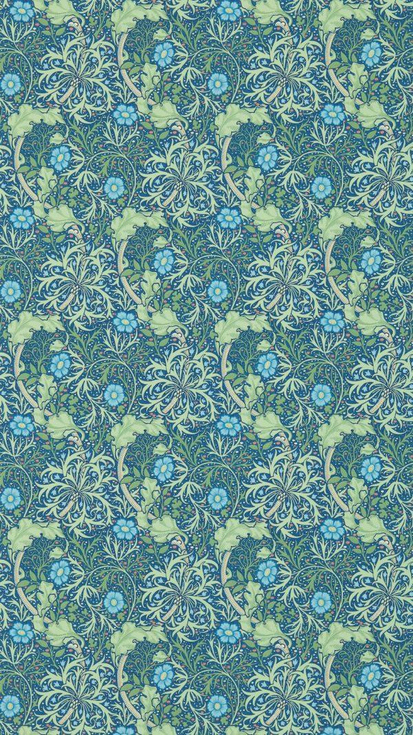 Tapeter Morris Seaweed DM3W214713 DM3W214713 Mönster