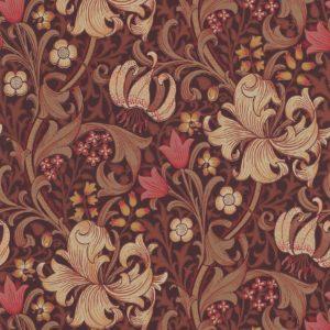 Tapeter Golden Lily DM6P210402 DM6P210402 Mönster