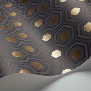 Tapeter Hicks´ Hexagon 95/3015 95/3015 Interiör
