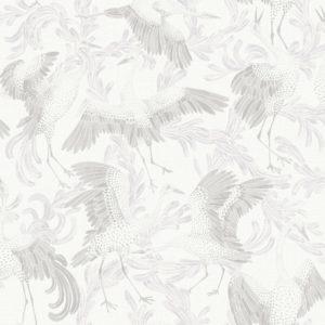 Tapeter Dancing Crane 3130 3130 Mönster