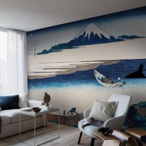 Tapeter Hokusai 3139 3139 Interiör