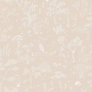 Tapeter Familj II - Hollie peach 232-14 232-14 Interiör