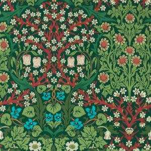 Tapeter QUEEN SQUARE WALLPAPERS - Blackthorn Autumn 216962 216962 Mönster