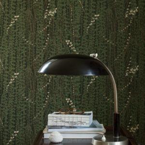 Tapeter Arne Jacobsen Ranke 1983 1983 Interiör