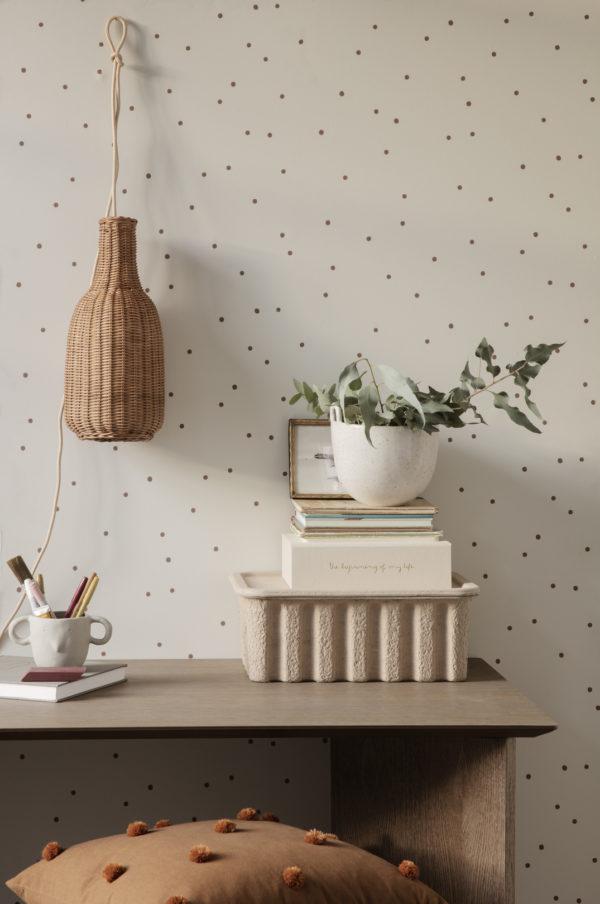 Tapeter Dot Wallpaper - 1102242689 1102242689 Mönster