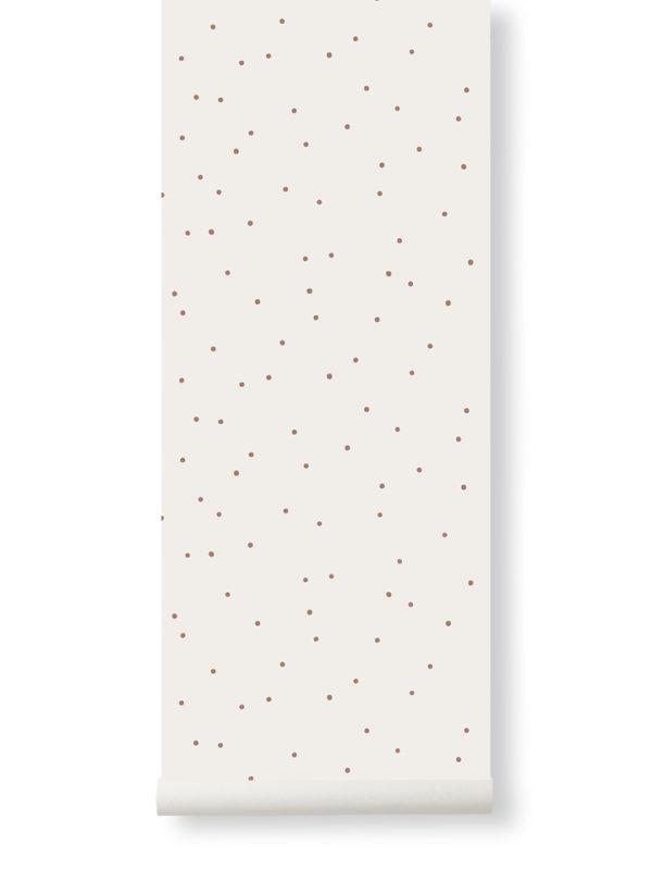 Tapeter Dot Wallpaper - 1102242689 1102242689 Interiör