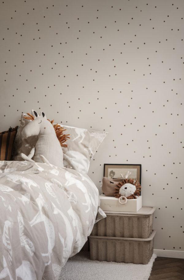 Tapeter Dot Wallpaper - 1102242689 1102242689 Interiör alternativ