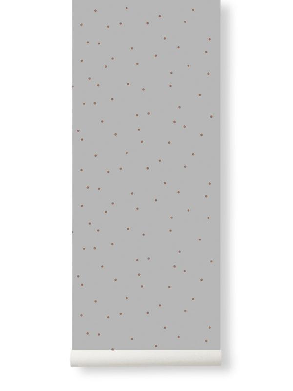 Tapeter Dot Wallpaper - 1102252569 1102252569 Interiör
