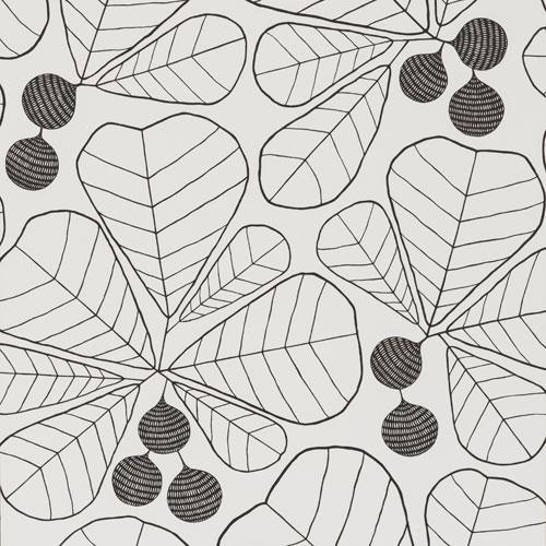 Tapeter Great Leaf Sketch MISP1196 MISP1196 Mönster