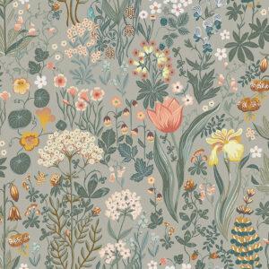 Tapeter Blomsterhav 2054 2054 Mönster