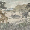 Tapeter Serengeti 1194 1194 Mönster