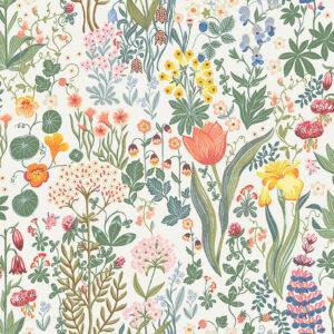 Tapeter Blomsterhav 2053 2053 Mönster