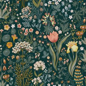 Tapeter Blomsterhav 2055 2055 Mönster