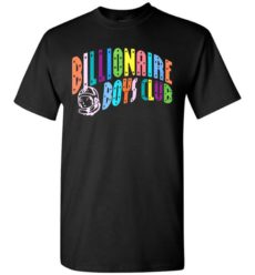 Colorfull With Billionaire Boys Club Unisex Tshirt