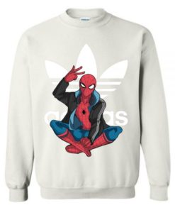 Spiderman Adidas Marvel SweatShirt