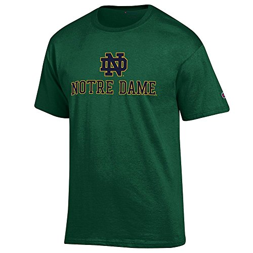 Elite Fan Shop Notre Dame Fighting Irish Unisex Tshirt