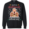 This Is My Hallmark Christmas Movie Watching Sweatshirt Ginger House Unisex Tshirt