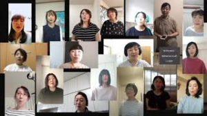 【テレコーラス】あいおん♪聖歌隊〜リモうたプロジェクト「世界は(わたしも)あなたに笑いかけている」テレコン