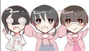 中2女子が3人で「大切なもの」合唱してみた!!