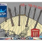 Nitto ATP Finals  London, Great Britain