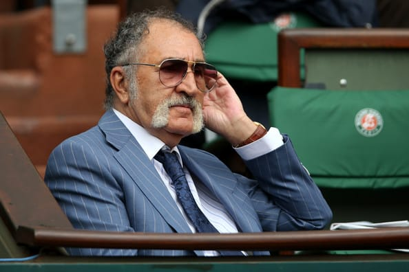 Ion Tiriac French Open Day 6 3h F Povx5el