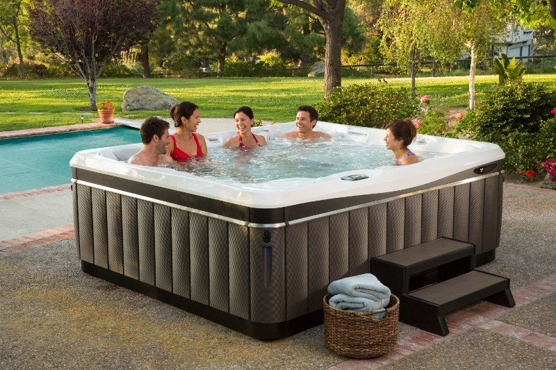 Common Questions What Are The Typical Dimensions Of A Hot Tub