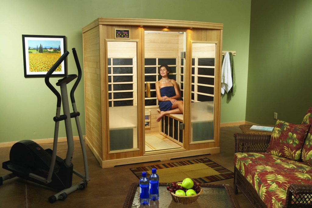 Get Allergy Relief with a Sauna