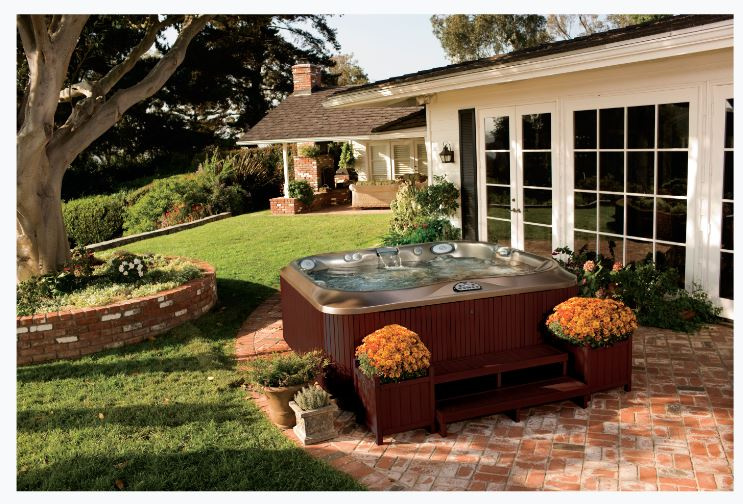 Decrease Water Usage with Your Hot Tub