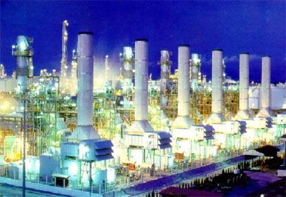 Map Ta Phut energy complex