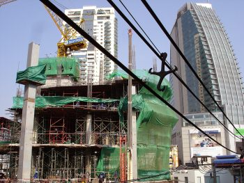 Thailand construction market