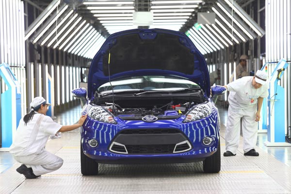 ford rayong factory