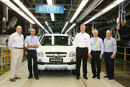 General Motors investment Thailand