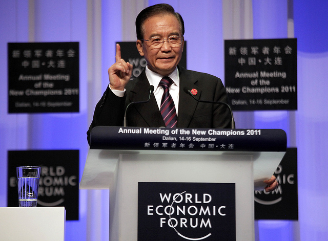 Wen Jiabao, Premier of the People's Republic of China