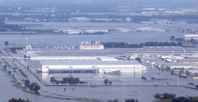 Honda Motor (Thailand) closed its production lines in Ayutthaya