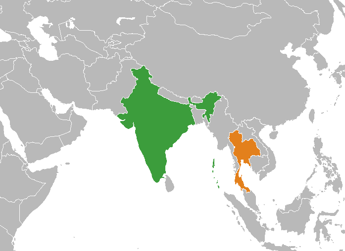 Both countries signed the Thailand-India Free Trade Agreement Framework on 9 October 2003, covering trade in goods, services, and investment