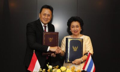 Thailand cooperates with Indonesia to push for creative industries