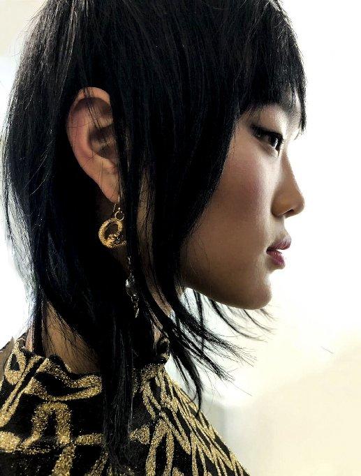 COURTESAN EARRINGS