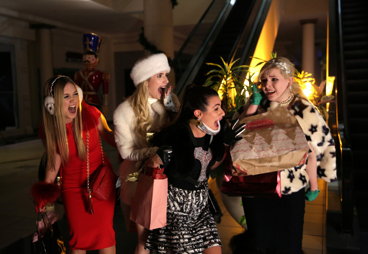 Scream Queens 'Black Friday'