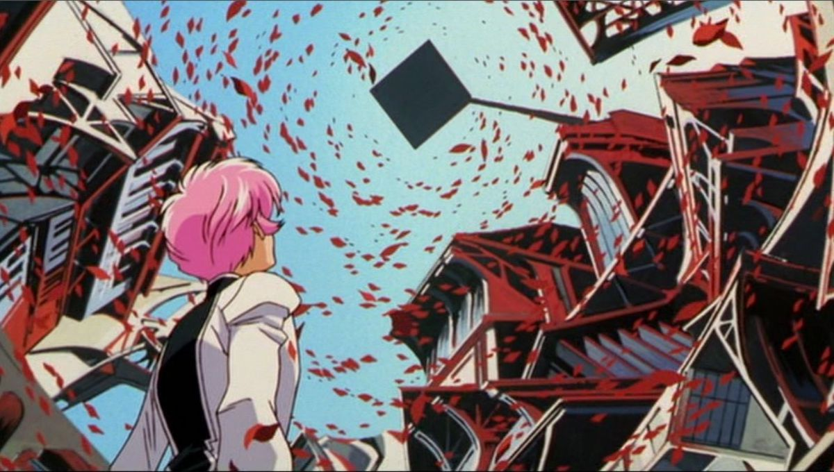 Revolutionary Girl Utena