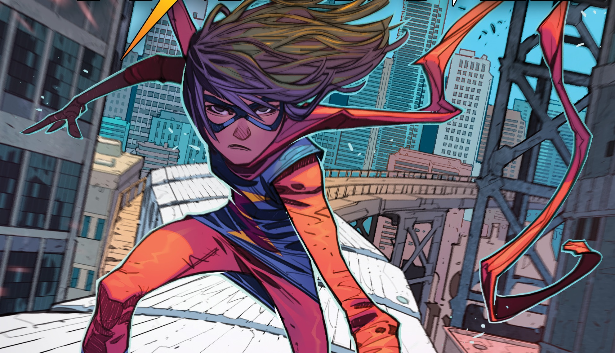A Whole New World In The Magnificent Ms Marvel #3