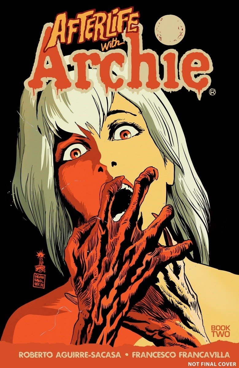 afterlife with archie, deconstructive comics