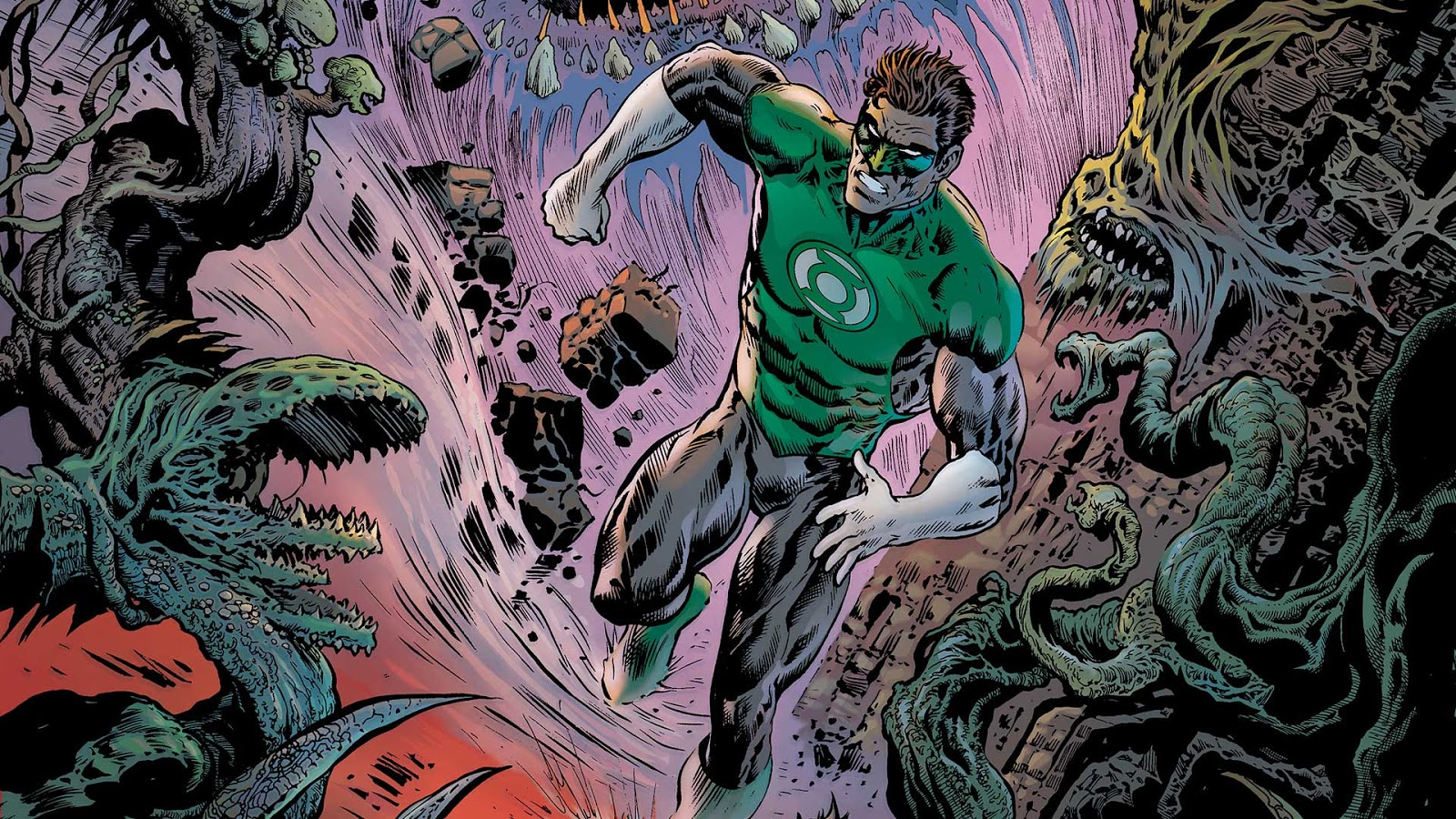 The Green Lantern #5