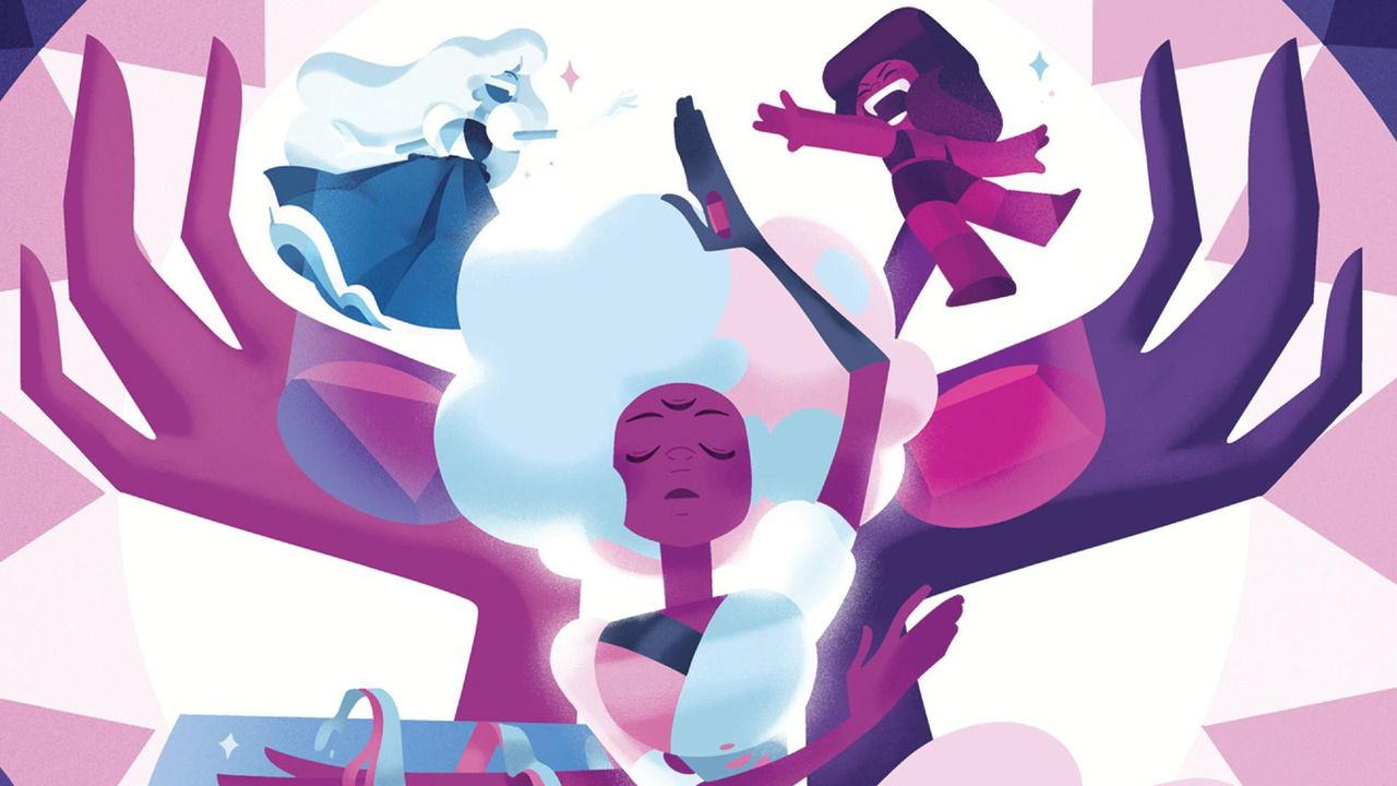 Steven Universe Fusion Frenzy #1