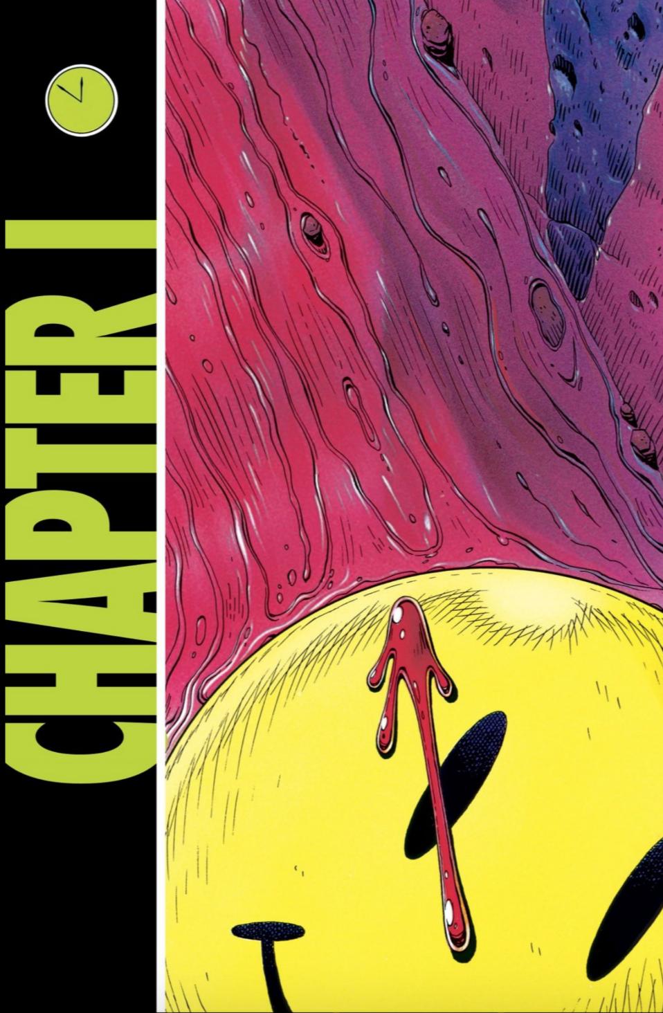 watchmen, deconstructive comics