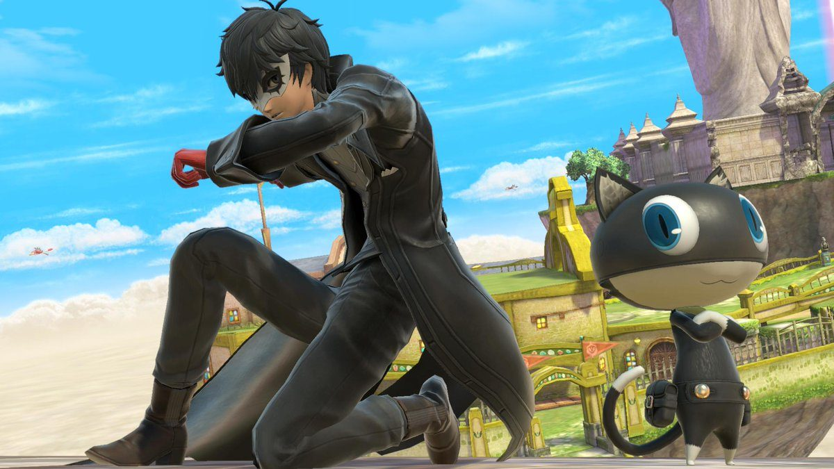 Joker joins Smash Bros. as its 71st fighter