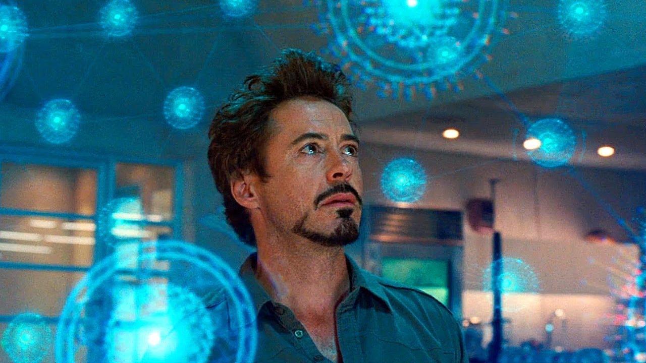 tony stark in iron man 2 (2010)