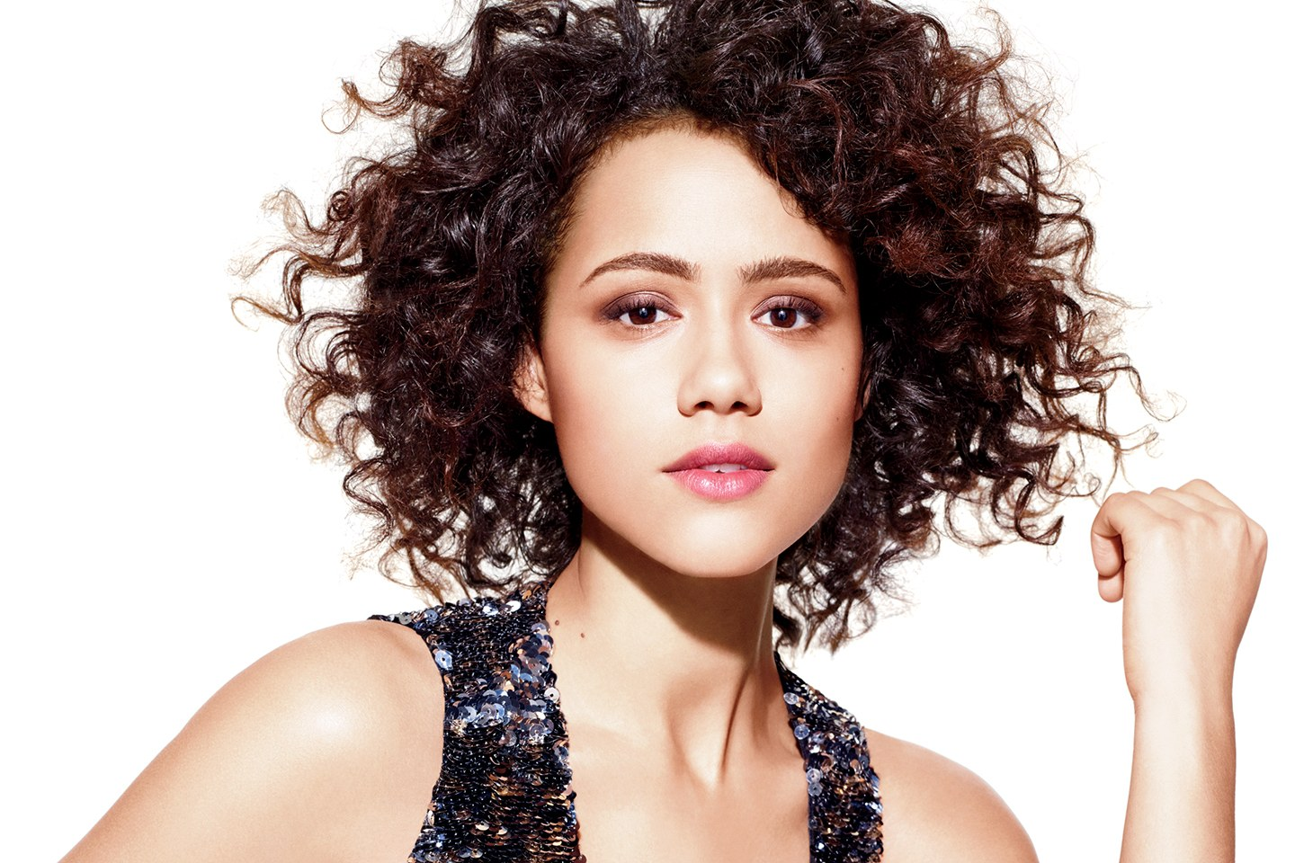 nathalie emmanuel for vanity fair