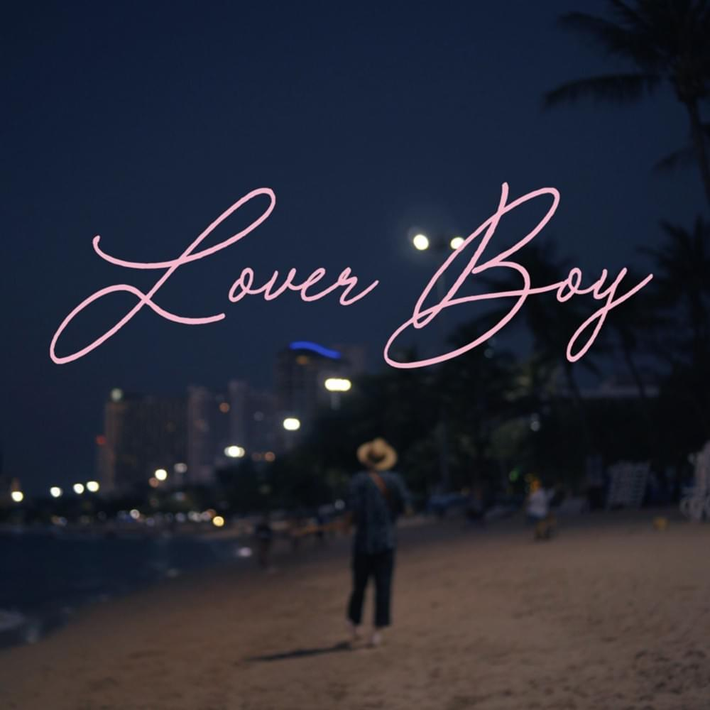 "Cover art for ""Lover Boy"" by Phum Viphurit, International songs"