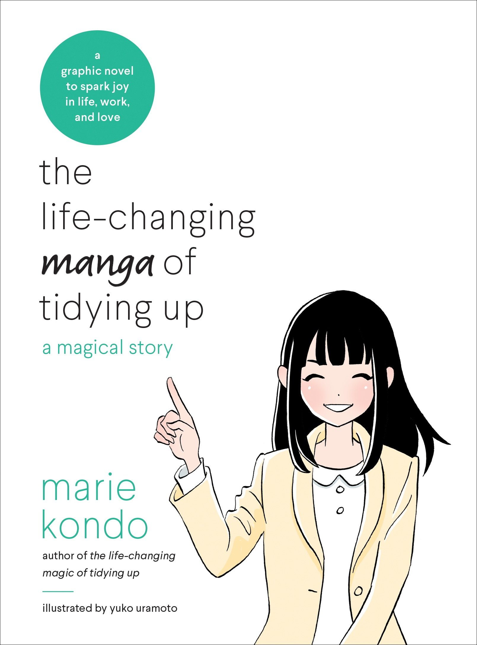 Tidying Up: A Magical Story