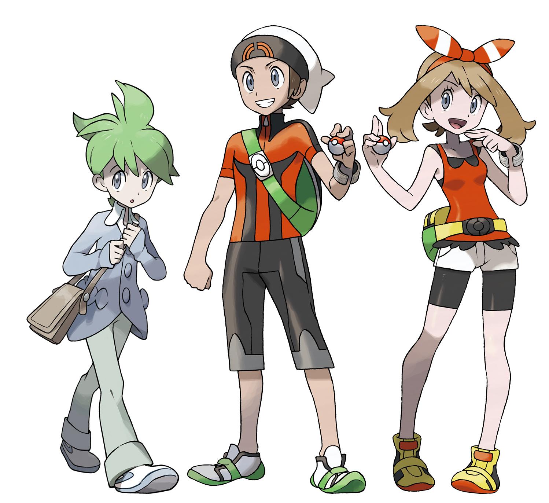 pokemon Rivals, pokemon ruby/sapphire